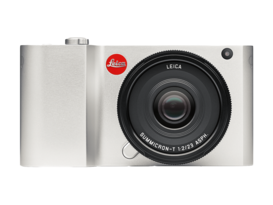 LEICA T (Typ 701), silver anodised